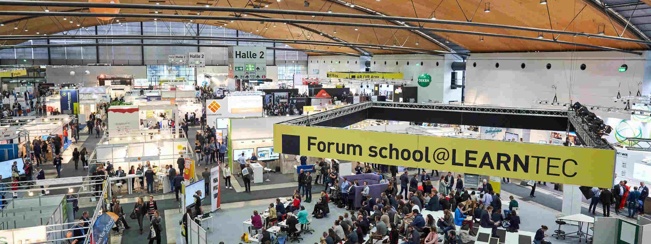 LEARNTEC 2019: Fachmesse für digitales Lernen