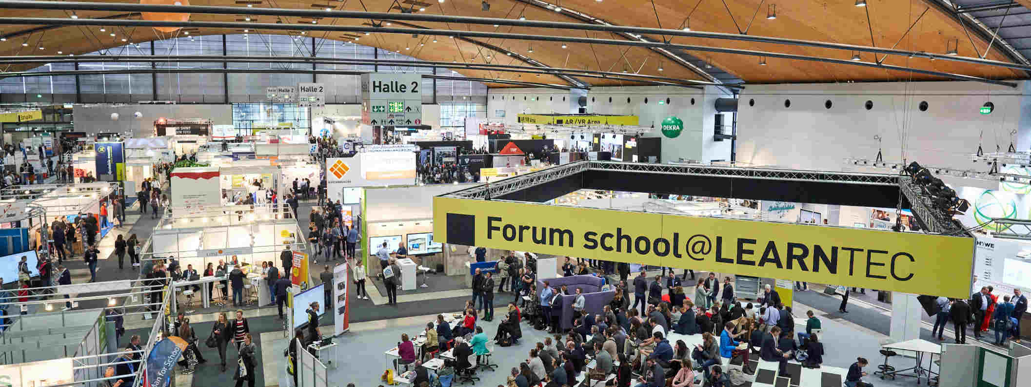 Digitale Impulse auf der Learntec 2019