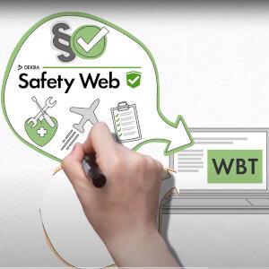 Wie funktioniert DEKRA Safety Web?